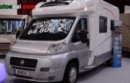 Fiat leader et dominateur du marché des porteurs de camping-cars