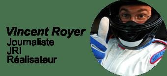 Vincent Royer - Journaliste Reporter d'Images - JRI - Bordeaux